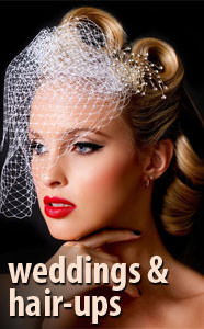 Wedding & Bridal Hair & Beauty Treatments
