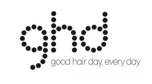 ghd styling tools at hair by elements hair salon in bishop's stortford