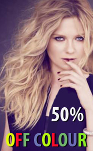 SPECIAL OFFER on Spring Hair Colour