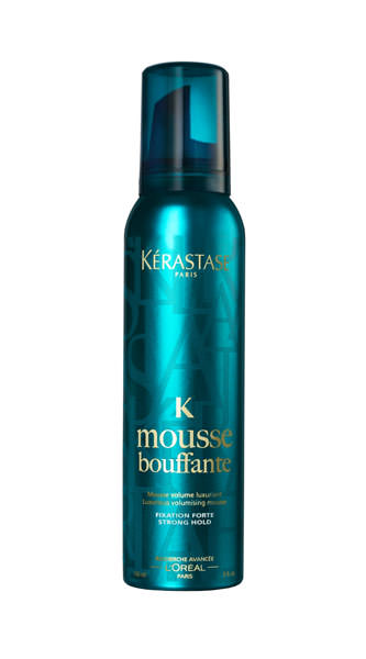 Hair styling product of the month – Kerastase Mousse Bouffante.