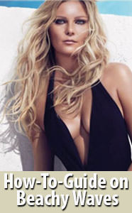 How To Get Bang On-Trend 'Beachy Waves' This Summer