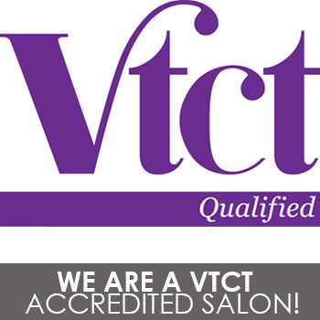 Elements Hair & Beauty are now a VTCT accredited Salon!