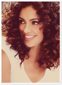 Frizz-Free Curls