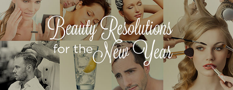 Top Ten Hair & Beauty Resolutions for 2015