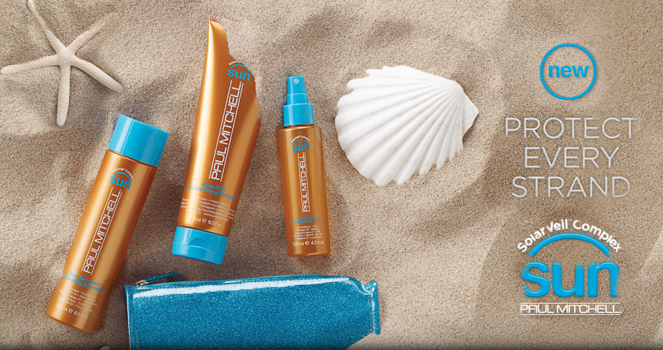 Protect Every Strand With Limited Edition Paul Mitchell® SUN