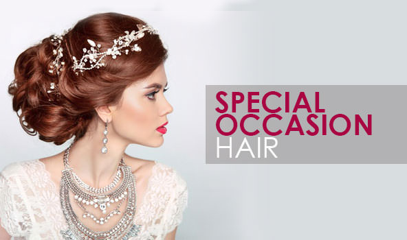 wedding hair in bishop's stortford