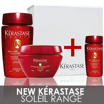 NEW Kérastase Soleil Range Tackles Humidity!