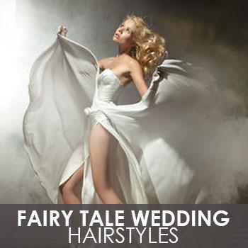 Fairy Tale Wedding Hairstyles
