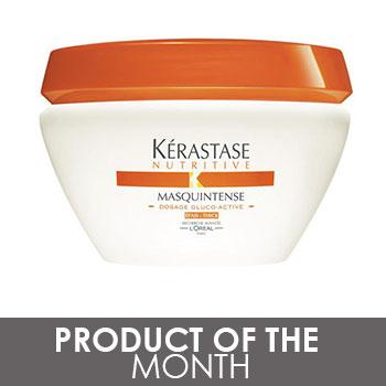 Hair care product of the month – Kérastase Nutritive Masquintense Cheveux Epais or fins.