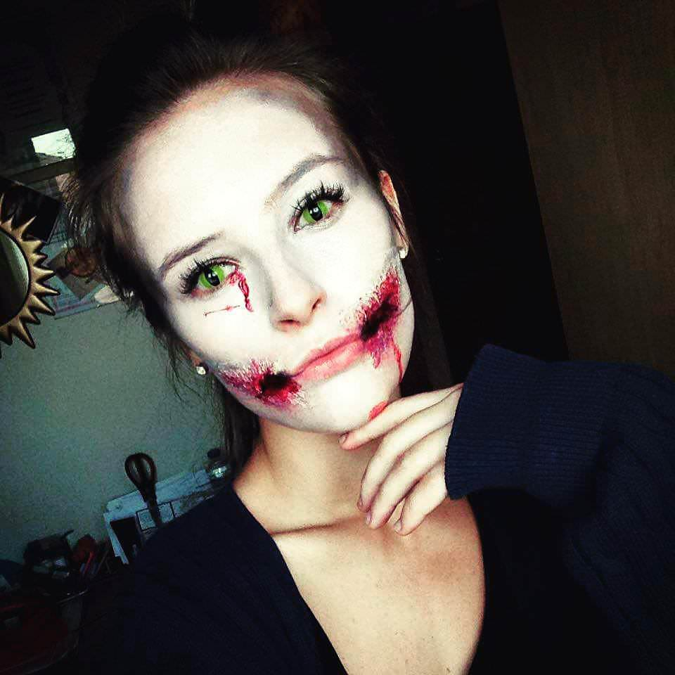 halloween makeup bishops stortford