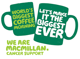 MacMillian Coffee Mornings