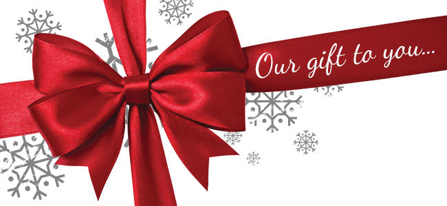 Our Gift to You…