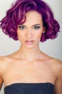 hair colour at Elements hair salon