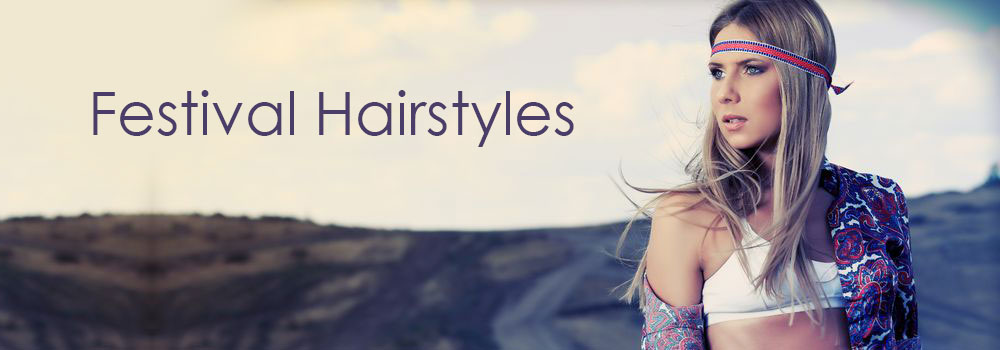 Festival-Hairstyles Elements Hairdressing & Beauty Salon in Bishops Stortford