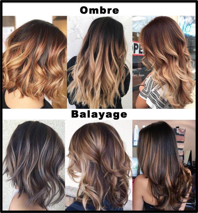 balayage ombre hair colour hair salon bishop s stortford