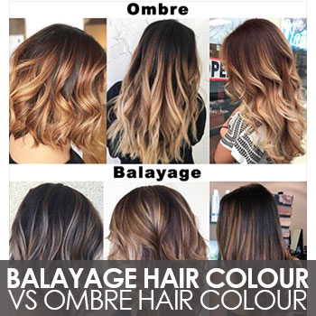 What's The Difference Between Ombré & Balayage?