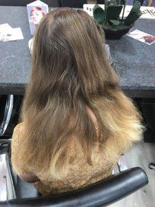 balayage hair transformations, hair salon, bishop's stortford