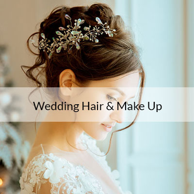Wedding & Party Hair & Make Up