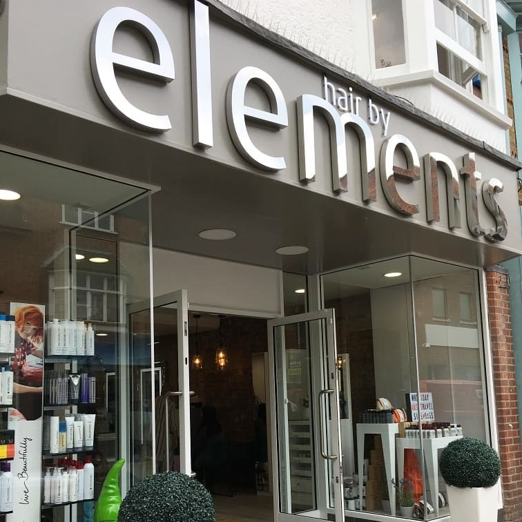 hair by elements in bishop stortford