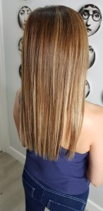 hair extensions, hair by elements hairdressers in bishop's stortford