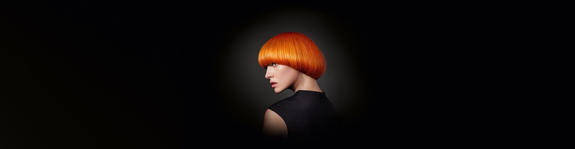 hair colour at top hair salon in bishop's stortford