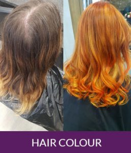 HAIR COLOUR hair by elements hairdressers in bishop's stortford