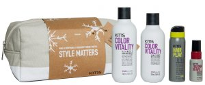 kms gift sets at hair by elements hair salon in bishop's stortford