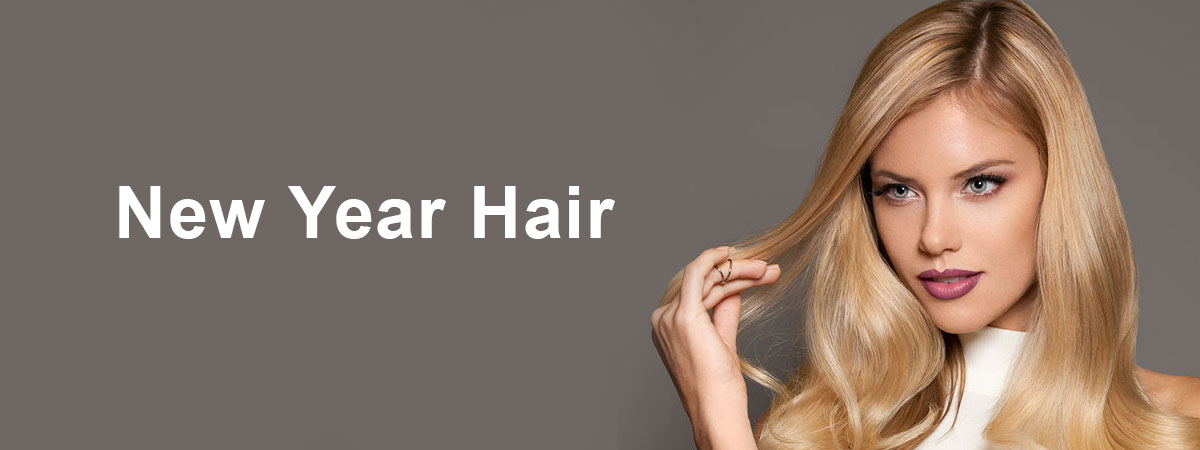 New Year Hair Resolutions, Hair by Elements, Hair Salon, Bishop's Stortford