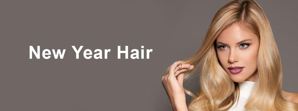 New Year Hair Resolutions, Hair by Elements, Hair Salon, Bishop's Stortford