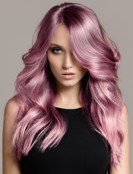 Spring Hair Styles & Colours