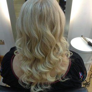 WAVY HAIRSTYLES FOR BRIDES, Hertfordshire hair salon Hair by Elements