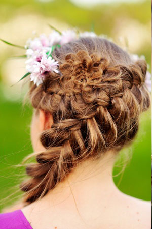 Braided Festival Hairstyles, Top Hair Salon on Hertfordshire Essex Border
