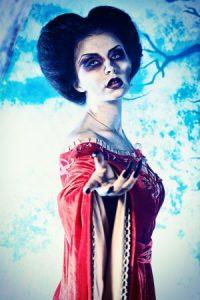 halloween hair ideas, hair by elements hairdressers, bishops stortford