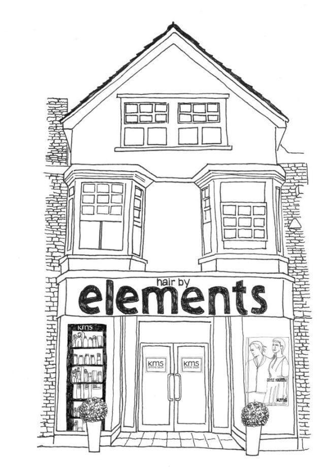 hair by elements in bishops stortford best hairdressers in hertfordshire