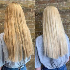 blonde highlights best hairdressers in hertfordshire