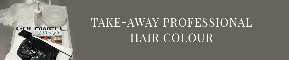 Takeaway Hair Colour