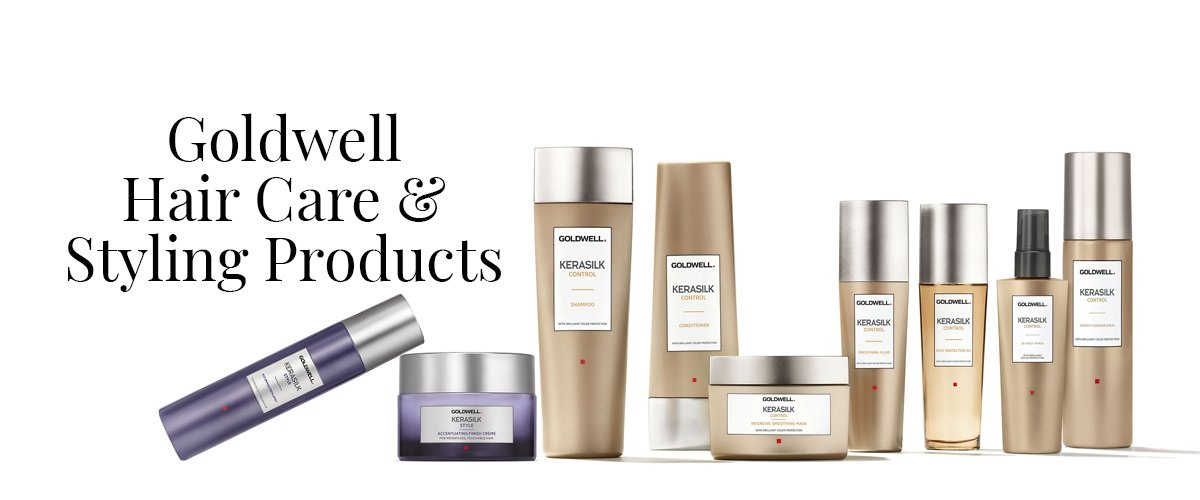 Goldwell Hair Care Styling Products at online shop, hertfordshire and essex