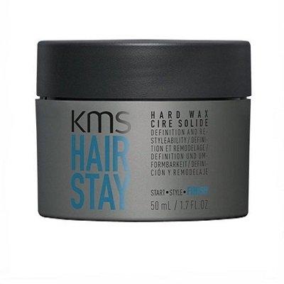 kms hair stay hard wax