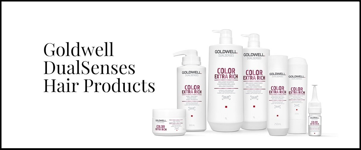 Goldwell DualSenses Hair Products at Hair by Elements hairdressers in Bishop's Stortford, Hertfordshire