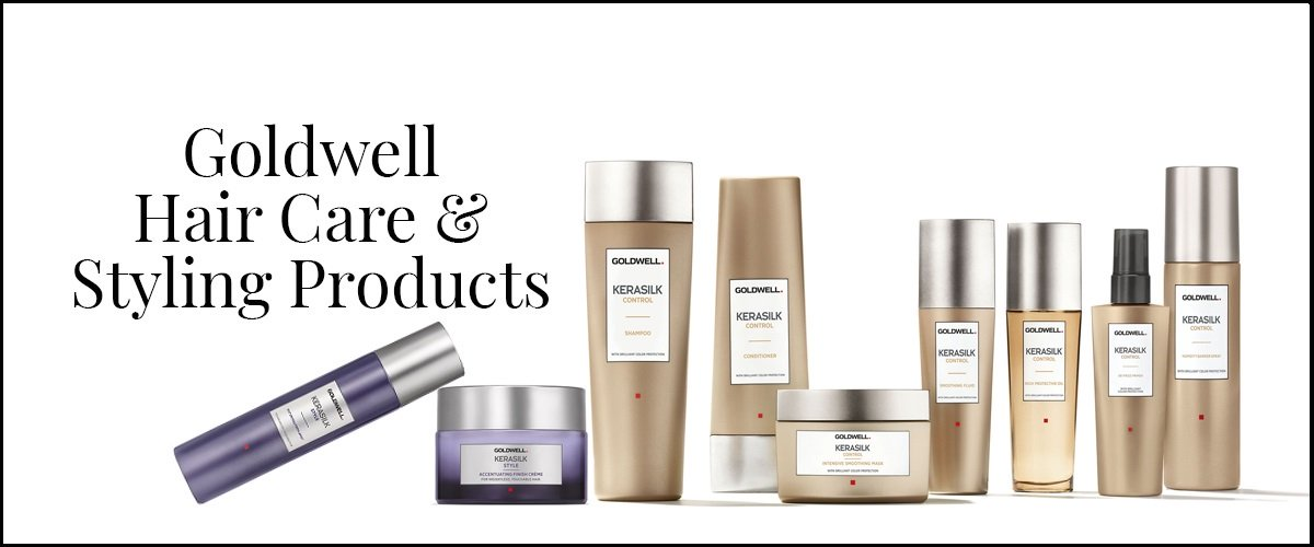 Goldwell Kerasilk Hair Products at Hair by Elements Hairdressers in Hertfordshire