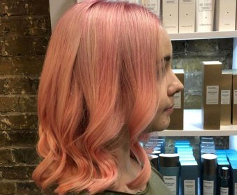 Hair Colour Before and After at Hair by Elements Hairdressers in Bishop's Stortford