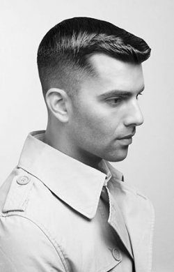 Hair Cuts & Styles for Men at Hair by Elements Salon in Bishop's Stortford