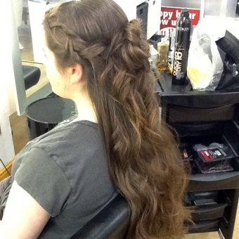 Hair Ups Elements Hairdessing Bishop's Stortford