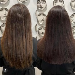 Brunette-With-Red-Tones-Top-Hairdressers-in-Hertfordshire